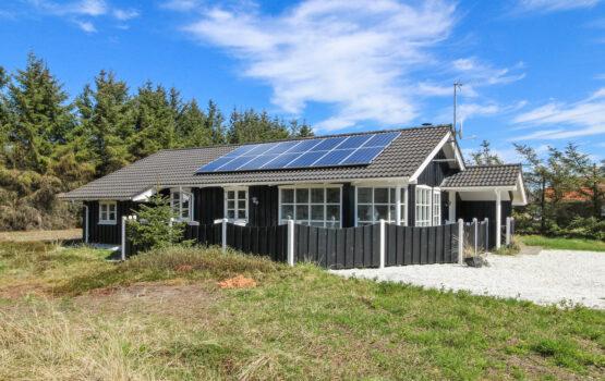 Energioptimeret Sommerhus